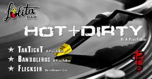 Hot+Dirty by A PlaceToBe @ Lolita Bar | Kassel | Germany